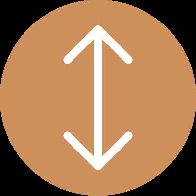 Höhenverstellbar Logo